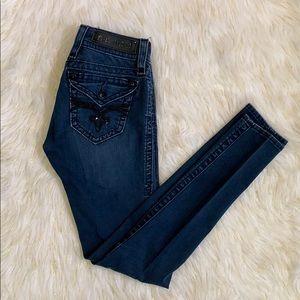 Rock Revival Evelyn Skinny jeans